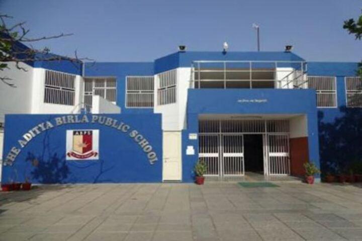 Aditya Birla Public School-School Building
