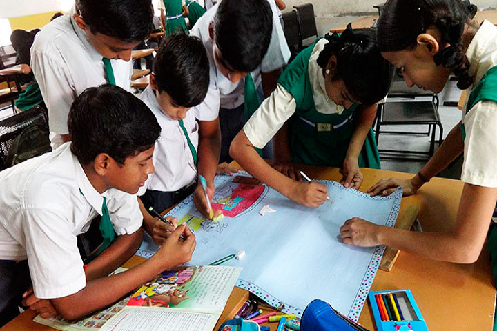 Aga Khan School-Poster presentation