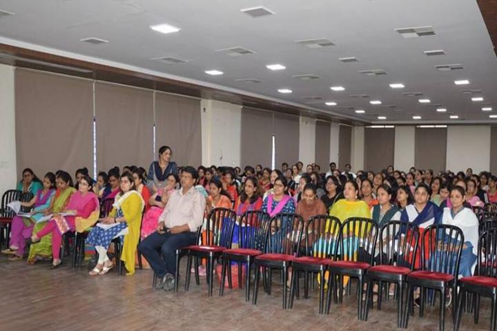 Agarwal Vidya Vihar-Auditorium
