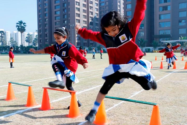 Agarwal Vidya Vihar-Sports