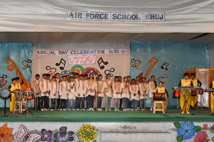 Air Force School-Annual Day