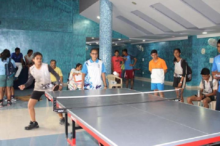 Air Force School-Indoor games
