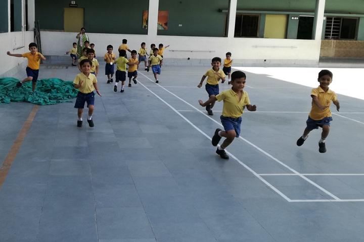 Airport School-Sports
