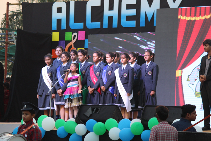 Alchemy School-Annual Day Celebration