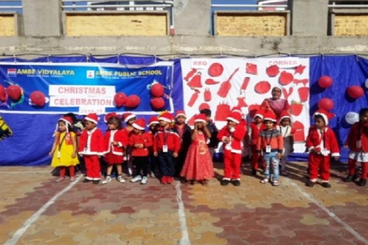 Ambe Public School-Christmas Celebrations