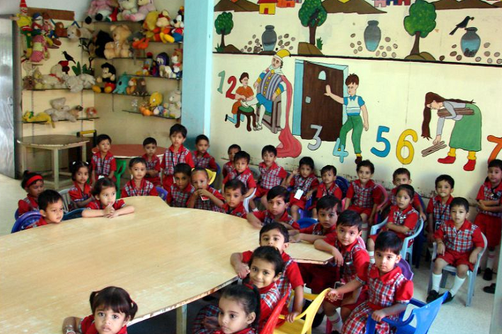 Ambe School-Airy classroom