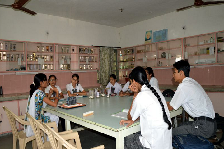 Ambe School-Biology Lab