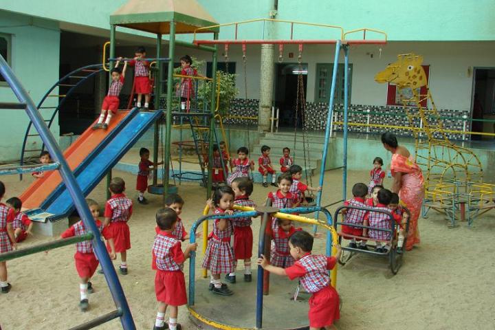 Ambe School-Children Play Area