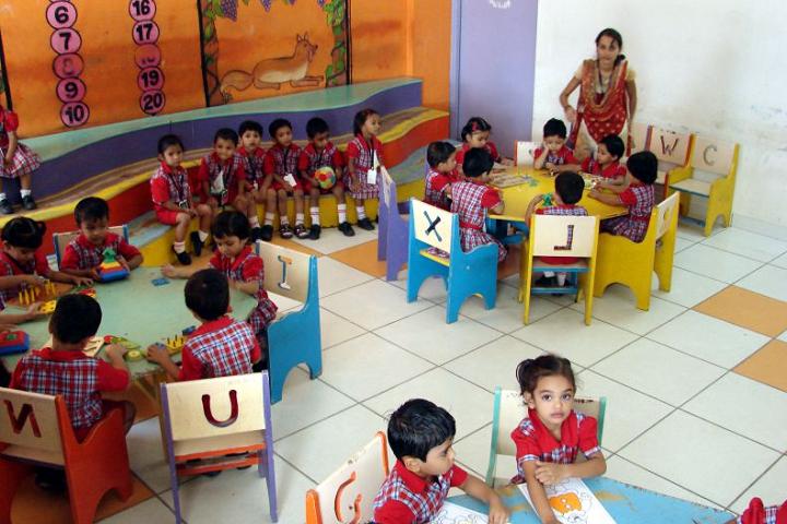 Ambe School-Kids Play School