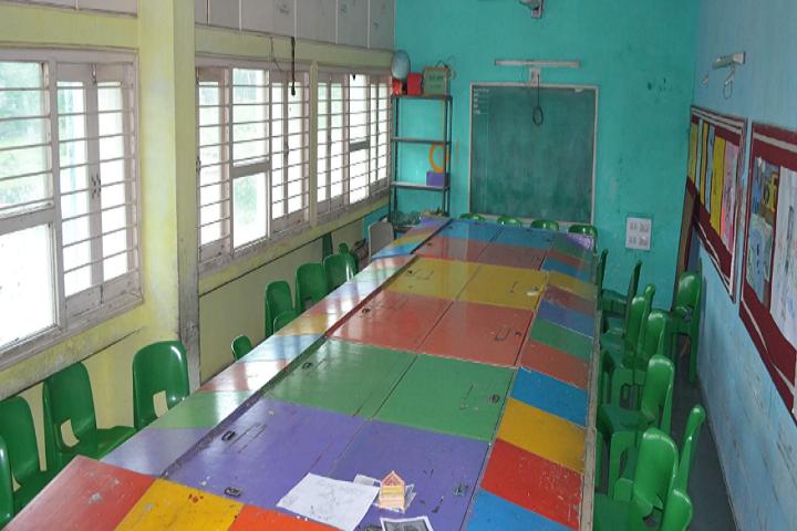 American School Of Baroda-Activity Room