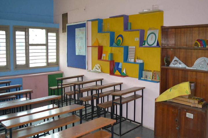 American School Of Baroda-Classroom