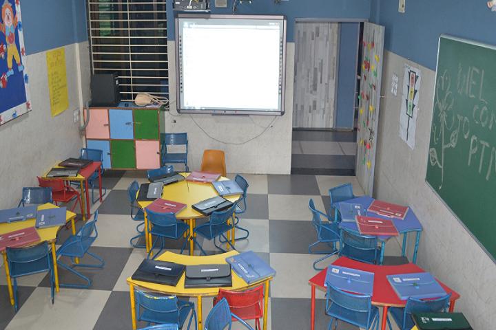 American School Of Baroda-Kids Classroom