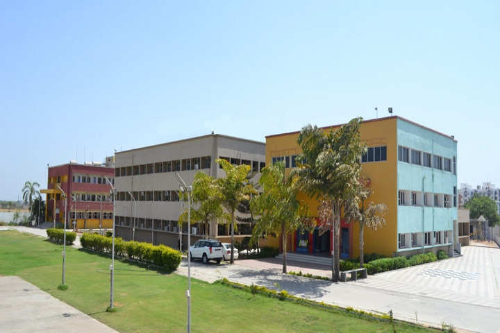 American School Of Baroda-School-View