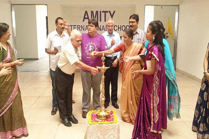 Amity International School-Event Inaguration