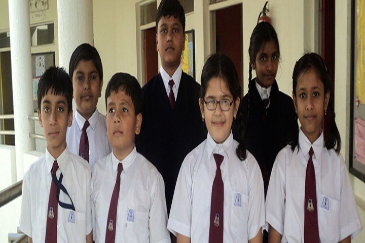 Amity International School-Students