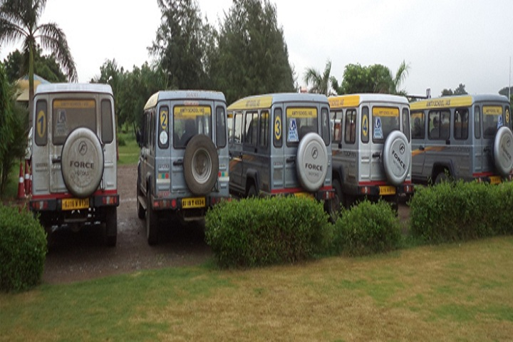 Amity International School-Transport
