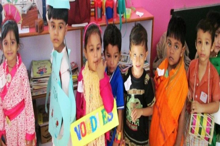 Amity School-Activity