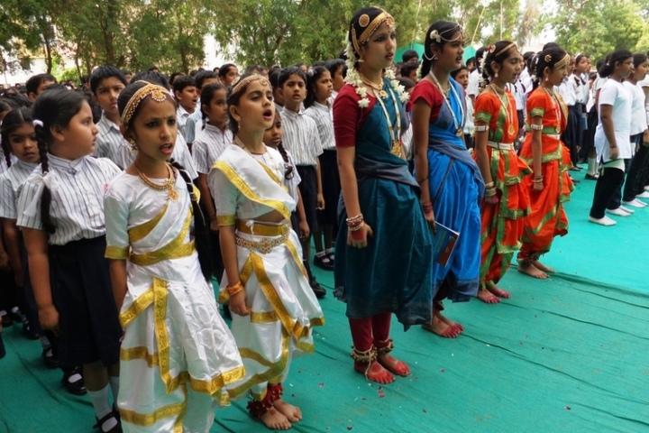Amity School-Festival Celabrations