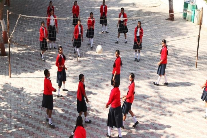 Amity School-Sports