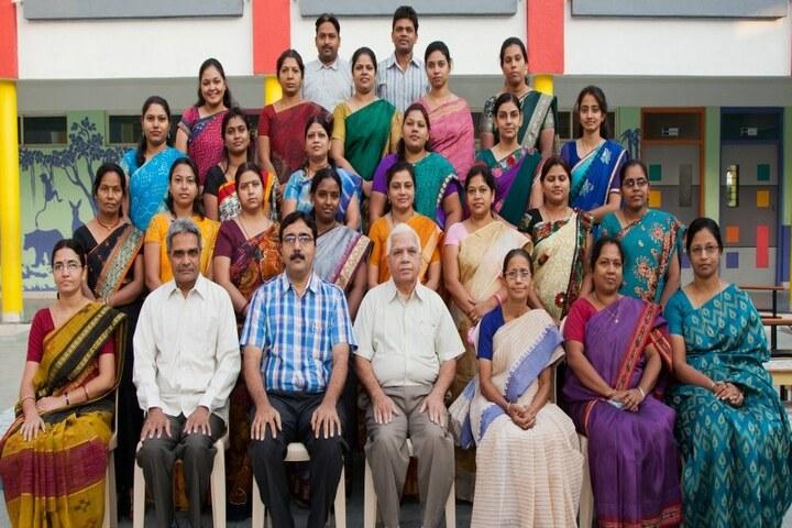 Amity School-Staff