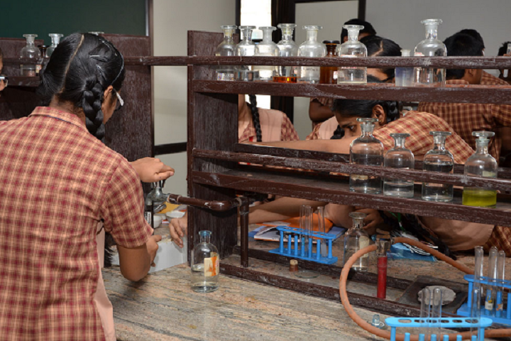 Amrita Vidyalayam-Chemistry-Lab