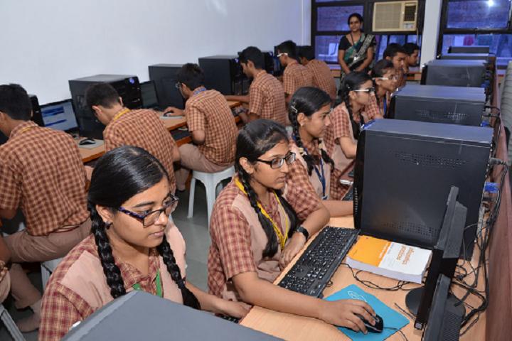 Amrita Vidyalayam-Computer-Lab