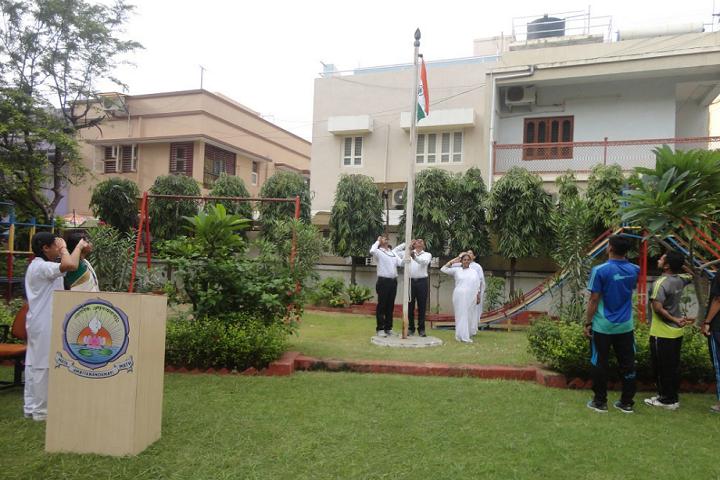 Amrita Vidyalayam-National day celebration
