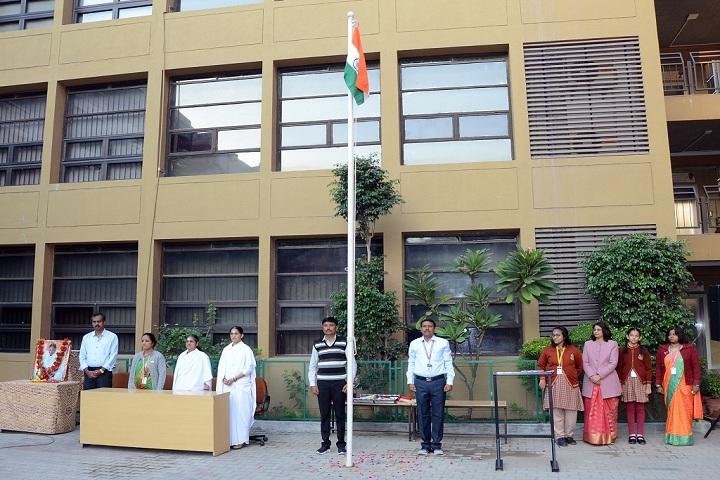 Amrita Vidyalayam-Events Republic Day