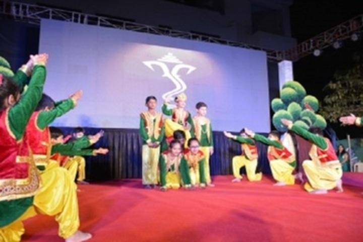 Anand Niketan School-Annual day function