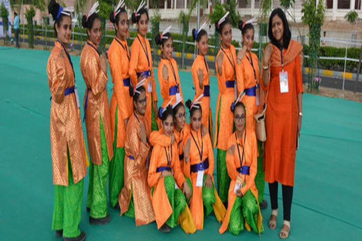 Anand Niketan School-Events-1