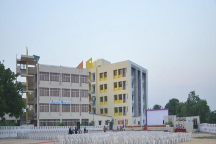 Anand Niketan School-School-View