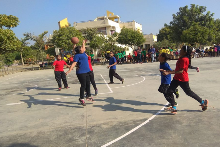 Anand Niketan School-Games