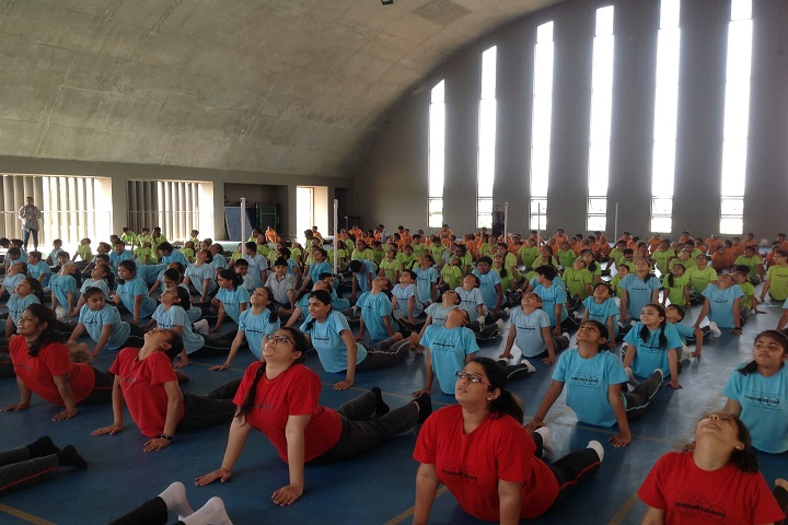 Anand Niketan-Yoga