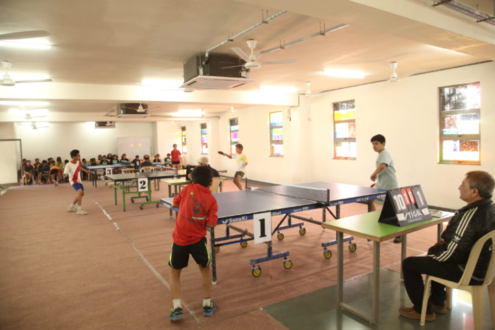 Anand Niketan Sughad-Indoor Games