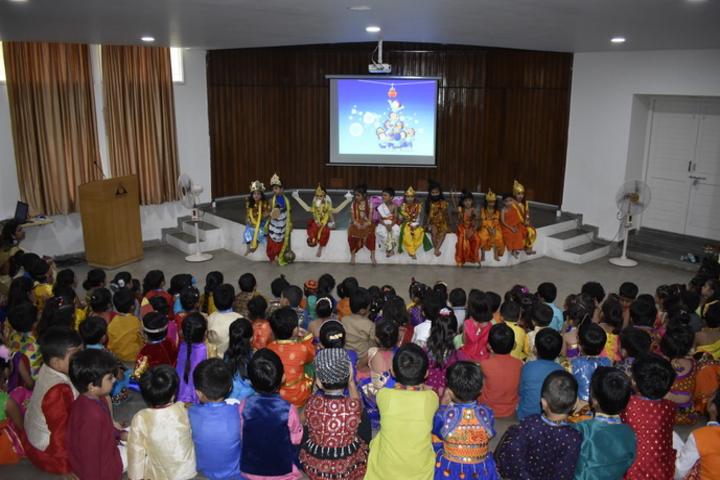 Anandalaya-Auditorium