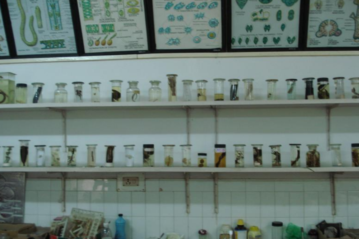 Anandalaya-Biology-Lab