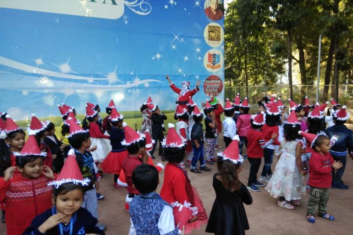Anandalaya-Christmas celebrations