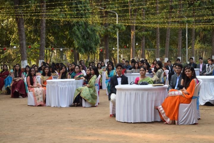 Anandalaya-Farewell party