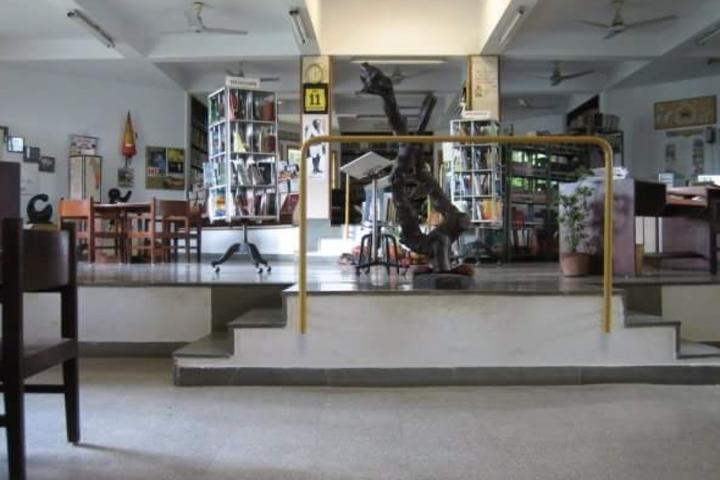 Anandalaya-Library