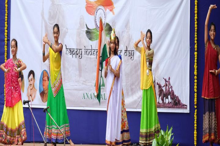 Anandalaya-National day celebrations