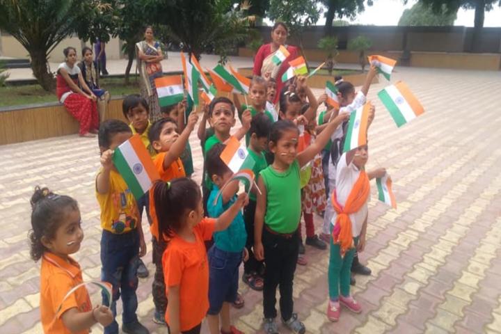 Ananya Vidyalaya-National day celebration