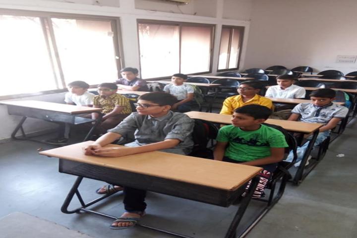 Ananya Vidyalaya-classroom