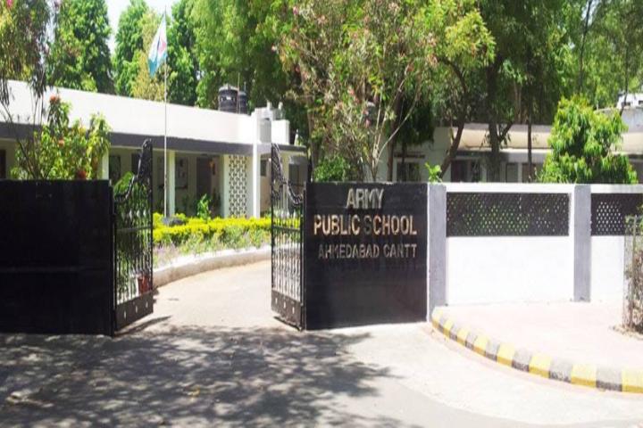Army Public School-School-View
