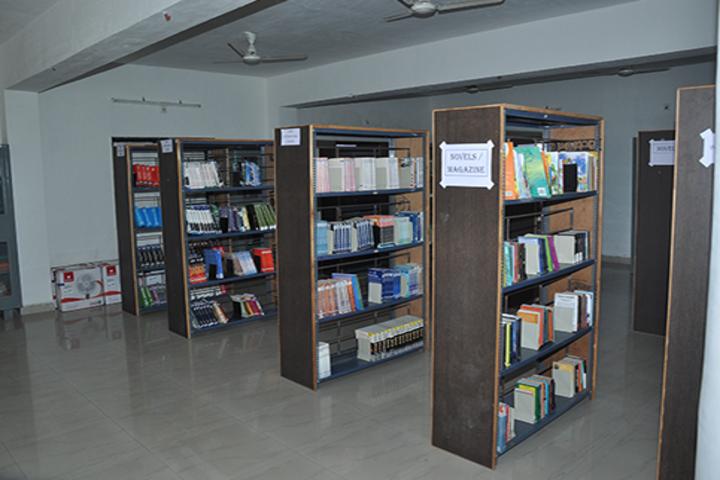 Arpit International School-Library