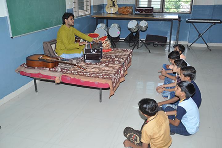 Arpit International School-Music Class