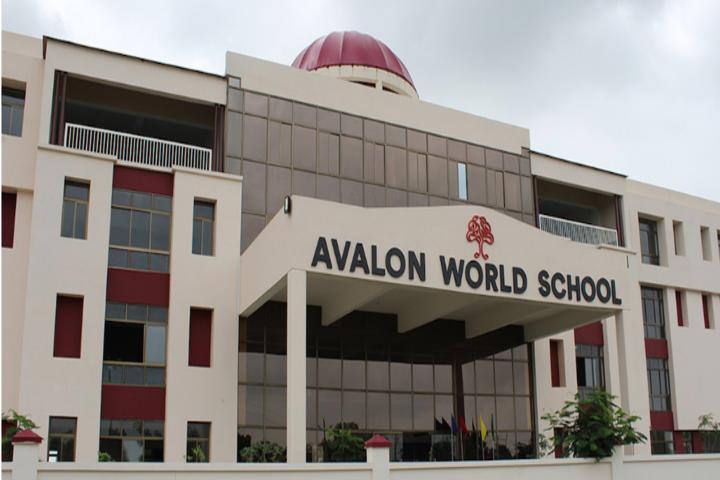 Avalon World School-School View