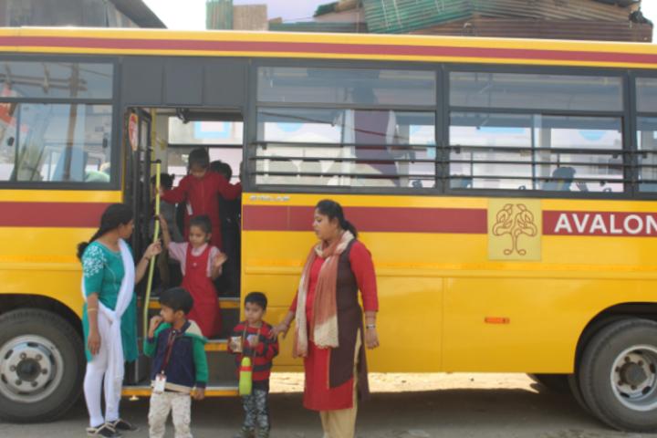 Avalon World School-Transport