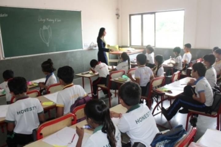 Avalon World School-Classroom