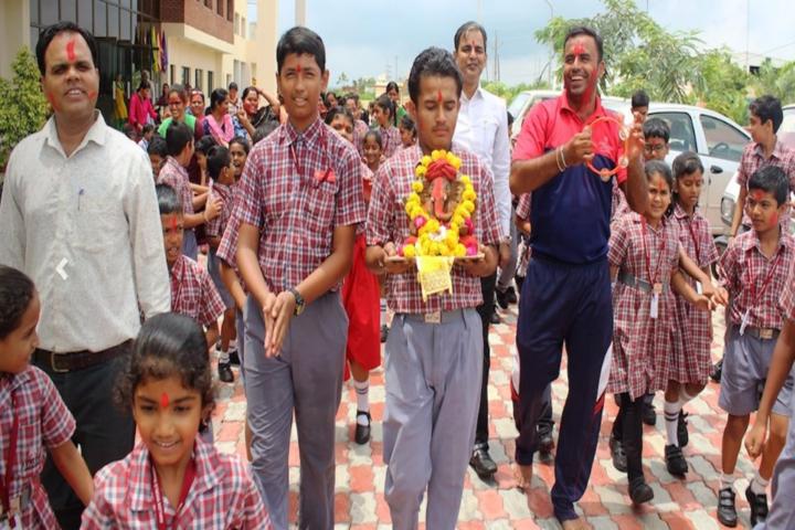 Avalon World School-Ganesha festival celebrations