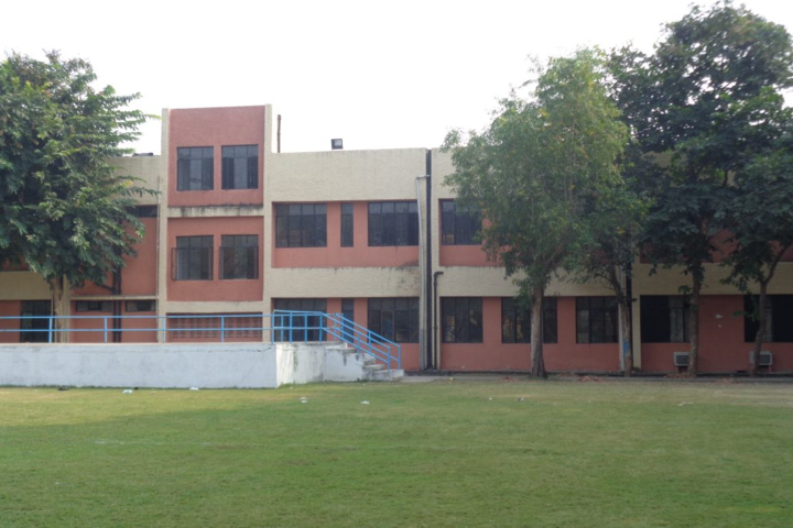 Bal Bharati Public School,jhanor-School View